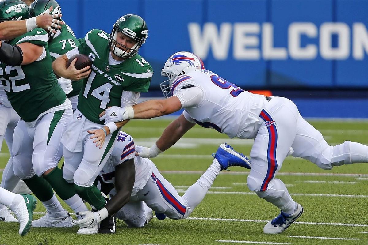 LOL New York NY Jets Sam Darnold Buffalo Bills