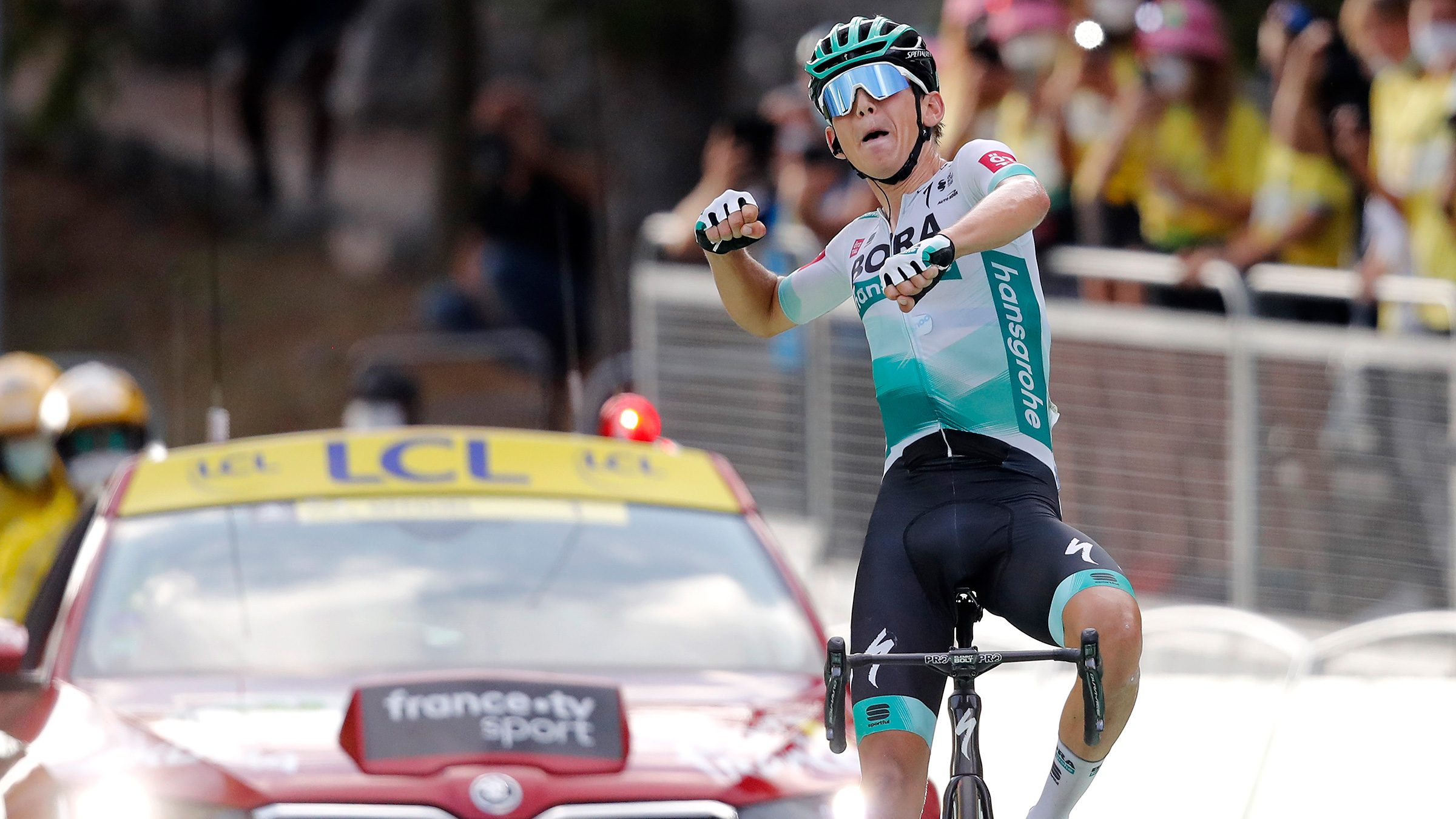 Lennard Kamna Stage 16 Le Tour de France