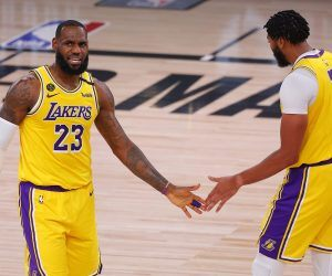NBA Championship Odds Lakers Heat Nuggets Celtics