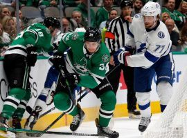 The Tampa Bay Lightning and Dallas Stars will battle in the Stanley Cup Final beginning on Saturday night in Edmonton. (Image: Ray Carlin/AP)
