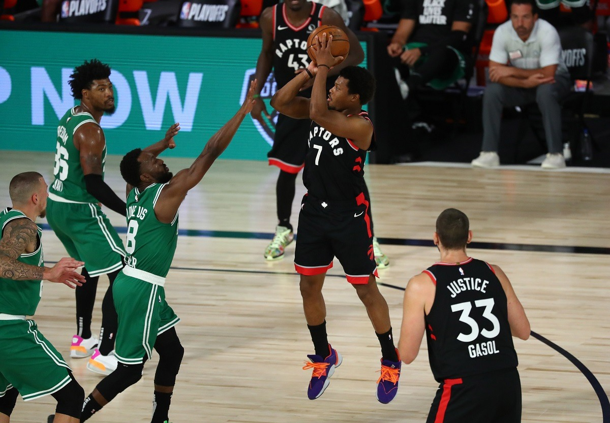 Pertandingan 7 Boston Celtics Toronto Raptors