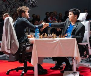 Magnus Carlsen Wesley So