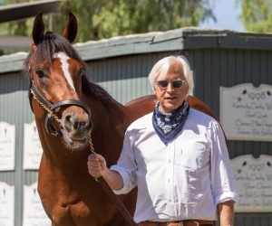 Max Security-Baffert AA Stakes