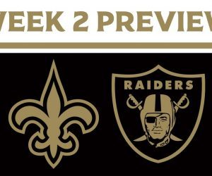MNF SNF Gotta Get Unstuck Week 2 New Orleans Saints Las Vegas Raiders Seattle Seahawks New England Patriots