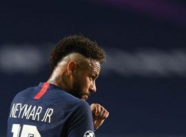 Neymar has tested positive for COVID-19 and will miss PSG's first two matches, according to multiple media reports. (Image: David Ramos/AFP/Getty)
