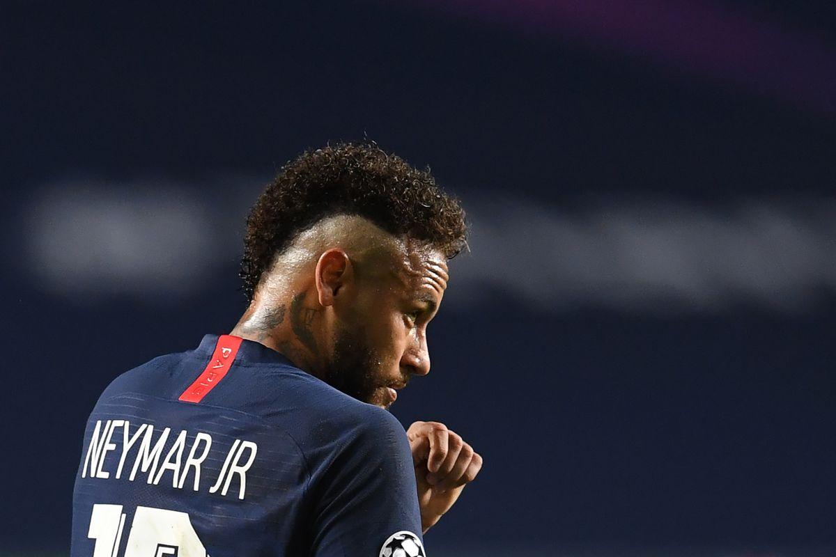 Neymar PSG COVID-19