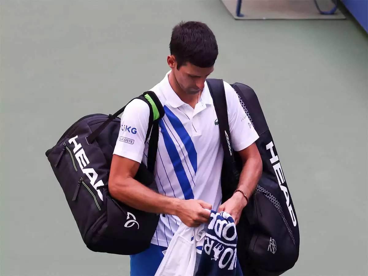 Novak Djokovic AS Terbuka