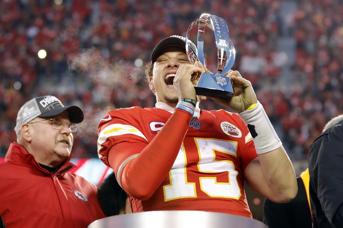 Kansas City Chiefs 2021 Super Bowl Odds 55 LV