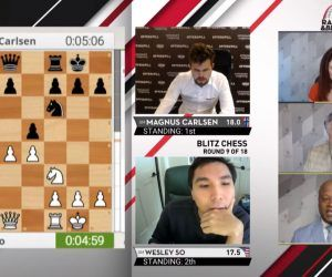 Carlsen So Saint Louis Rapid & Blitz