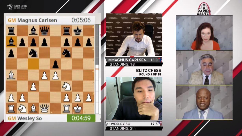 Carlsen So Saint Louis Rapid & Blitz