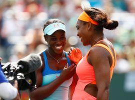 Sloane Stephens (left) and Serena Williams (right) will meet in the third round of the US Open, their first head-to-head clash since 2015. (Image: Julian Finney/Getty)