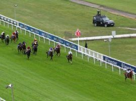 Serpentine made winning the Epsom Derby look like a romp in the park. His connections paid big bucks to supplement his entry into the Arc de Triomphe. (Image: Getty)