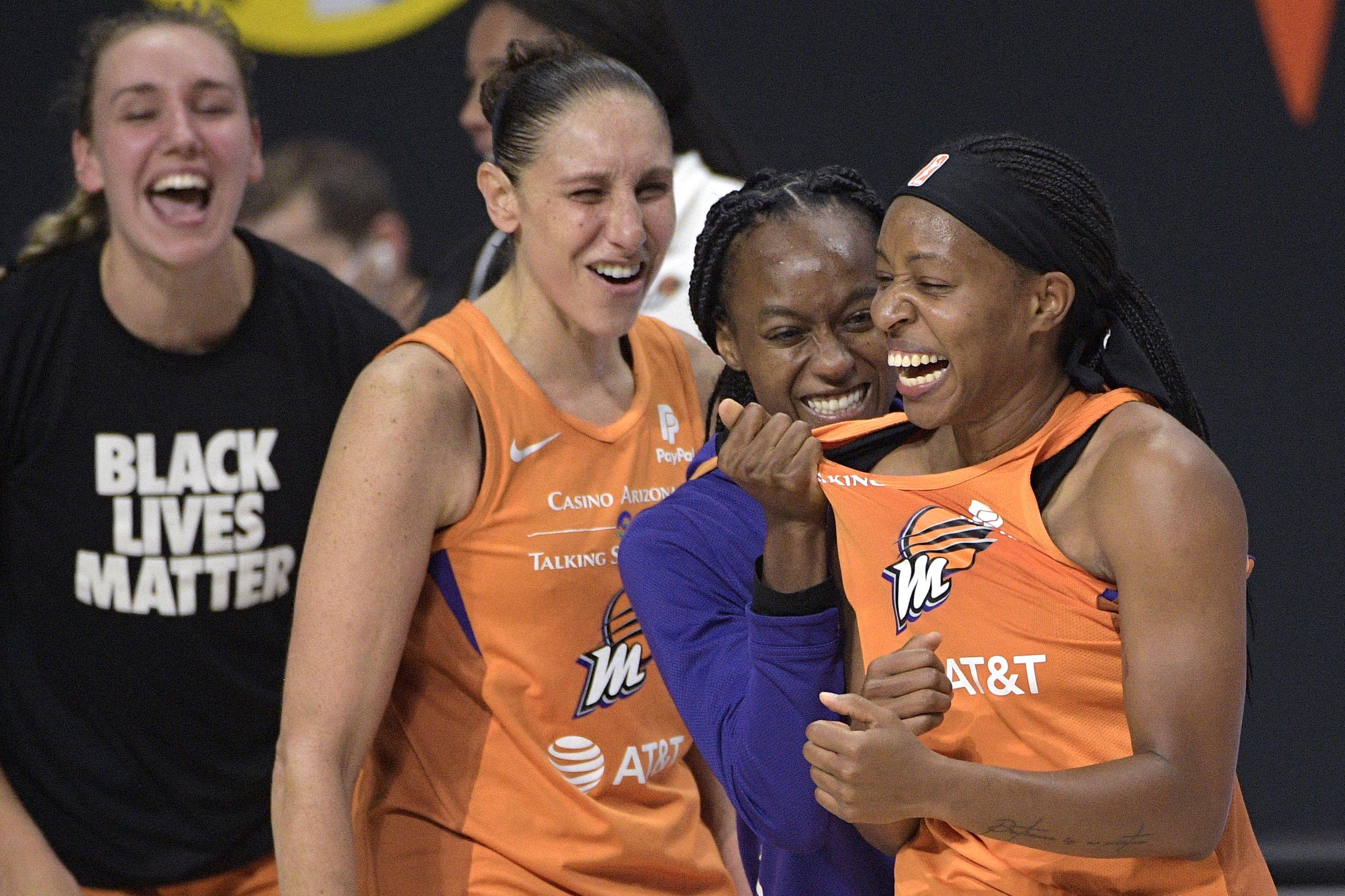 Odds babak kedua Playoff WNBA