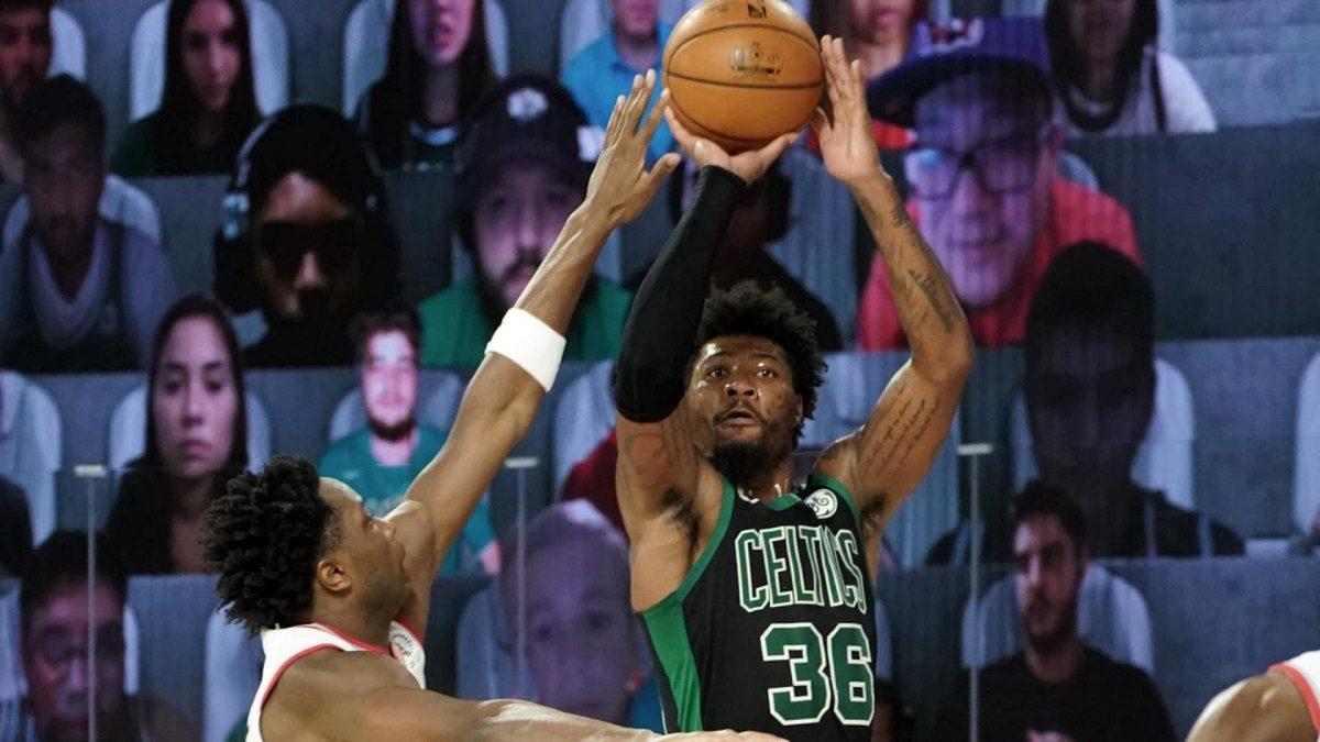 Boston Celtics Toronto Raptors NBA Playoffs