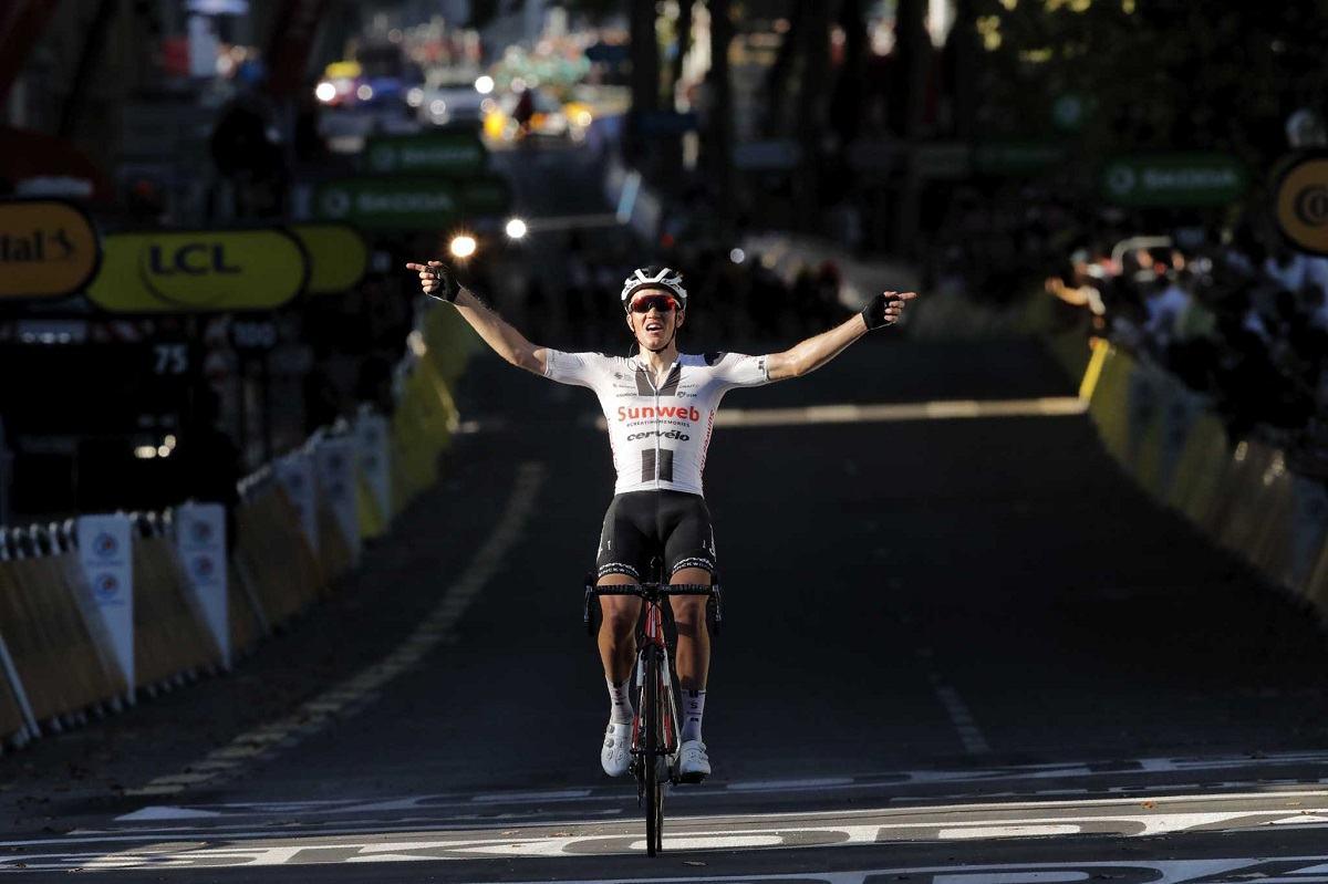Tahap 14 Lyon Tour de France Soren Andersen