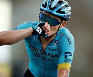 Superman Miguel Angel Lopez Le Tour de France Stage 17