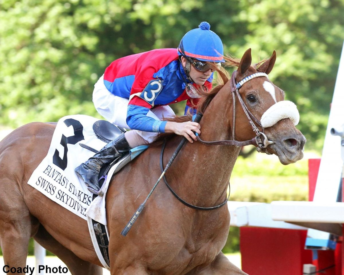 Swiss Skydiver-Preakness