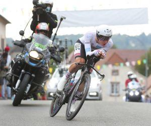 LE Tour de France Stage 20 Time Trial Tadej Pogacar