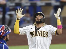 San Diego Padres are one of the best teams in the NL thanks to Fernando Tatis, Jr. (Image: Denis Poroy/Getty)