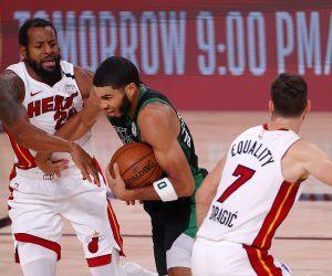 Boston Celtics Jayson Tatum Miami Heat East Finals
