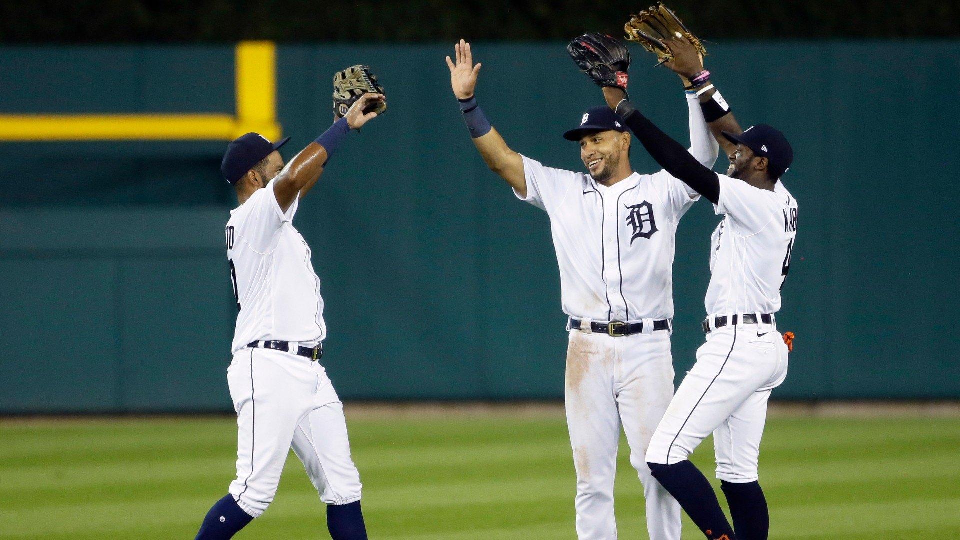 MLB Streaks WInnign Losing Detroit Tigers NY Mets Washington Nationals Nats