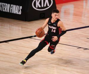Miami Heat Tyler Herro rookie Game 4 37 points