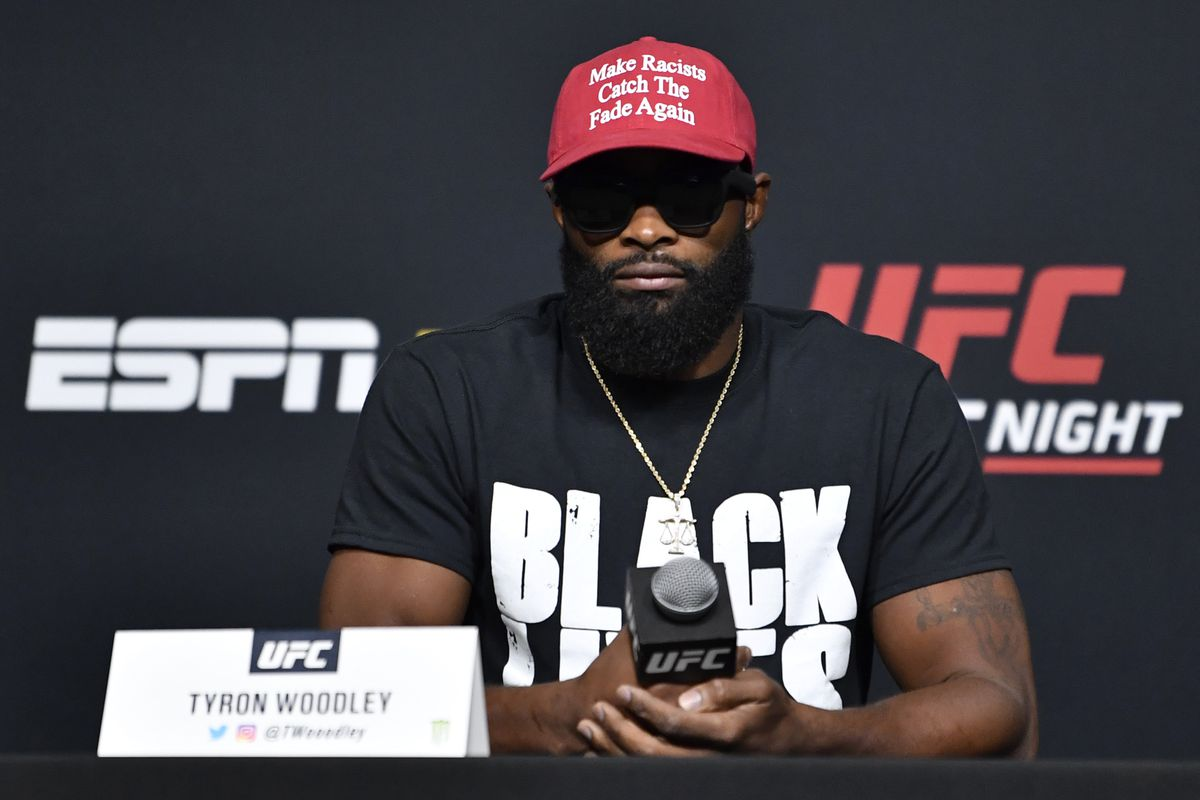 Woodley Covington odds UFC