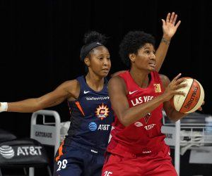WNBA playoffs Aces Sun