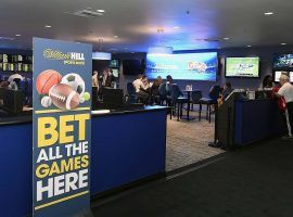 Caesars already owns 20% of William Hill US.