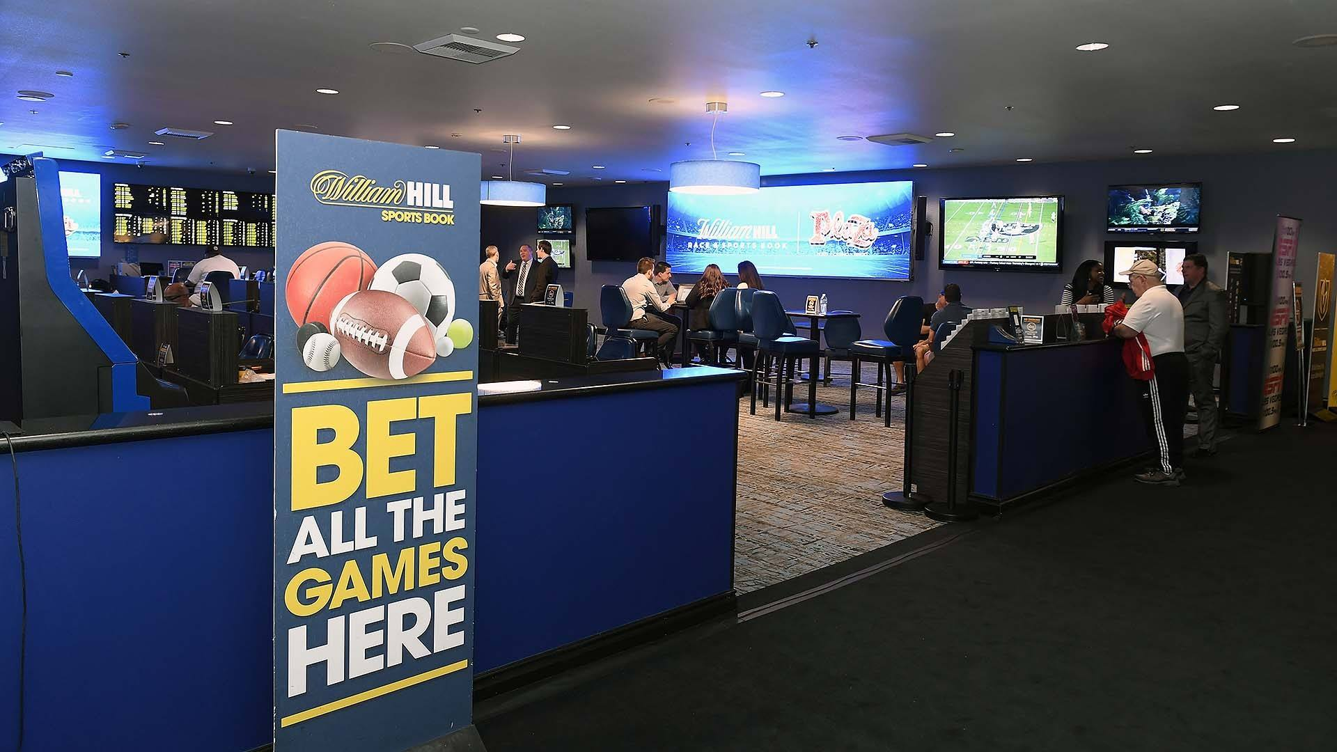 Activist hedge fund could pressure sale of William Hill.
