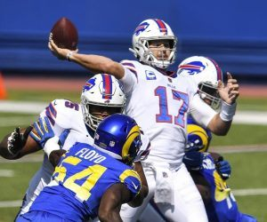 Josh Allen LA Rams NFL Week 3 winners and losers