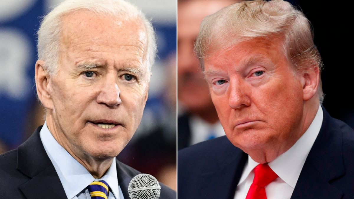 Joe Biden Donald Trump Presidential debate prop bets