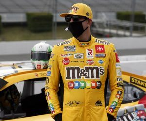 Kyle Busch Richmond