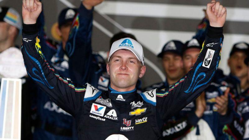 William Byron NASCAR Cup Series Championship longshot