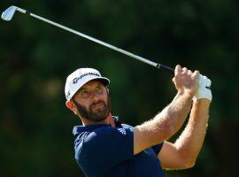 Dustin Johnson now has odds of 13/2 to win the US Open, which begins Thursday at Winged Foot Golf Club. (Image: Getty)