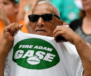 Fire Adam Gase Jets NY