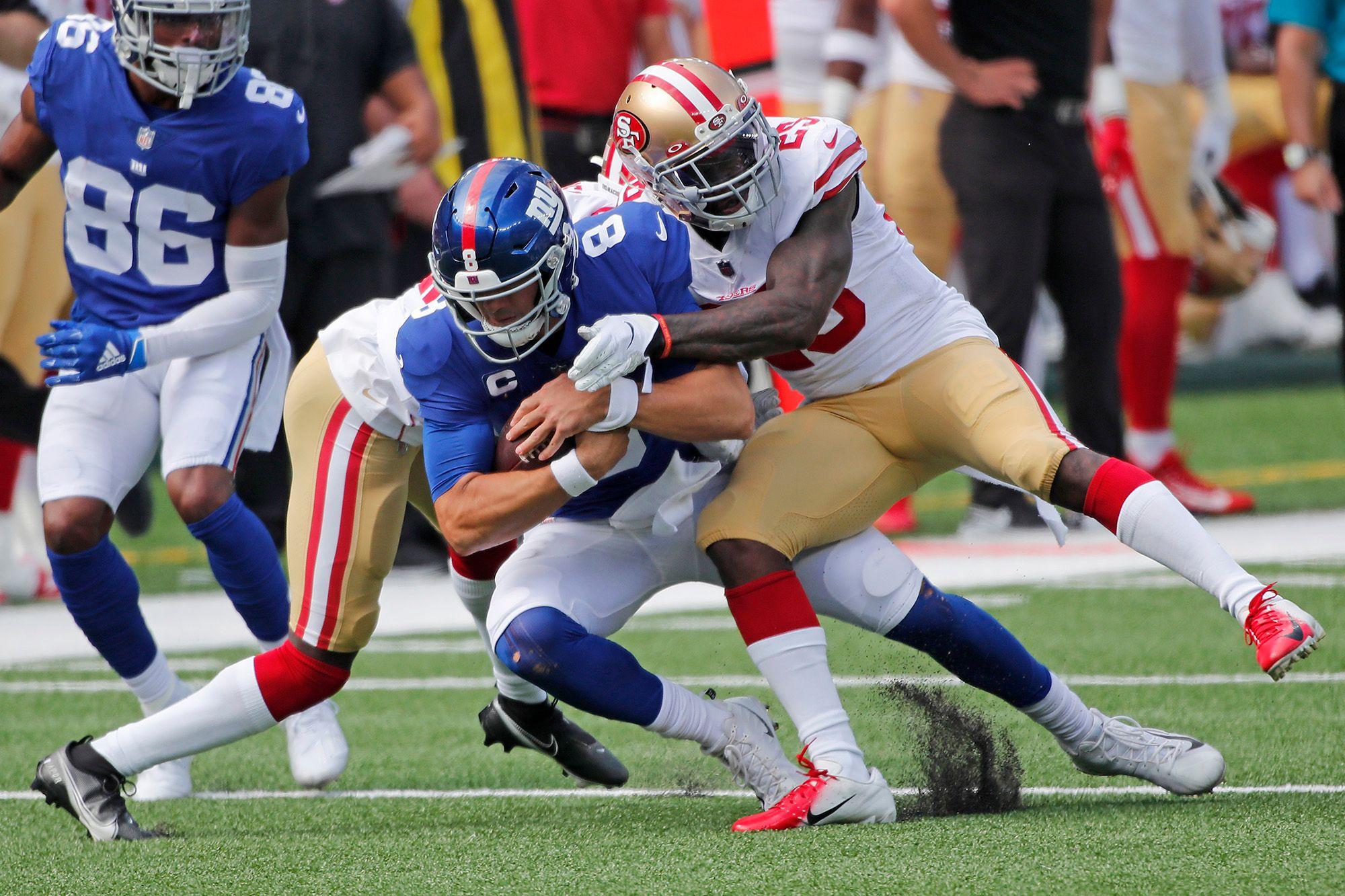 Daniel Jones NFL Week 3 big bets