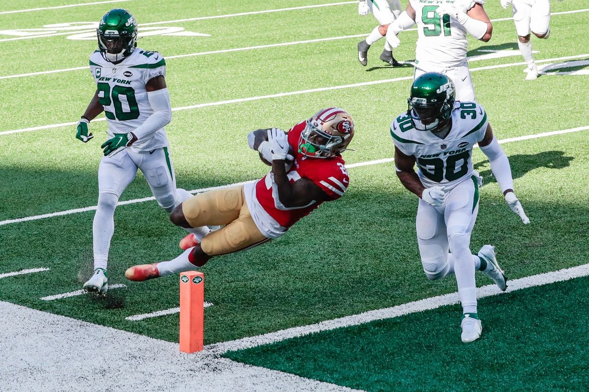 San Francisco 49ers vs. NY Jets NFL Minggu 2