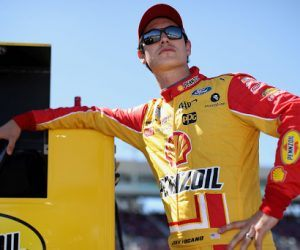 Joey Logano South Point 400