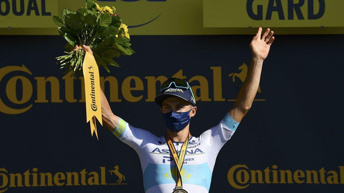 Alexey Lutsenko Stage 6 Le Tour de France