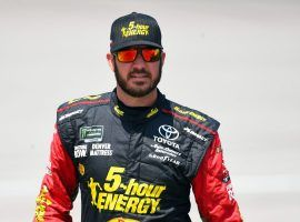 Martin Truex Jr. swept the races at Richmond Raceway last year, including the Federated Auto Parts 400.