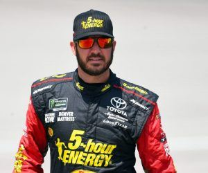 Martin Truex Jr. Federated Auto Parts 400