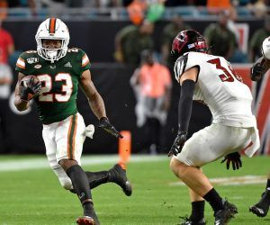 College football Week 3 Miami Louisville