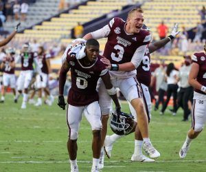 Mississippi State LSU SEC College Football Week 4