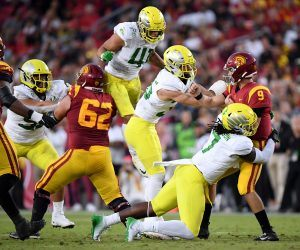 Oregon USC Pac-12 football