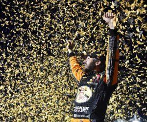 Martin Truex Jr. Las Vegas Motor Speedway