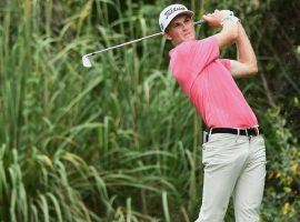 Will Zalatoris needs a finish of fifth or better at the Sanderson Farms Championship to earn a special temporary membership for the PGA Tour. (Image: Getty)