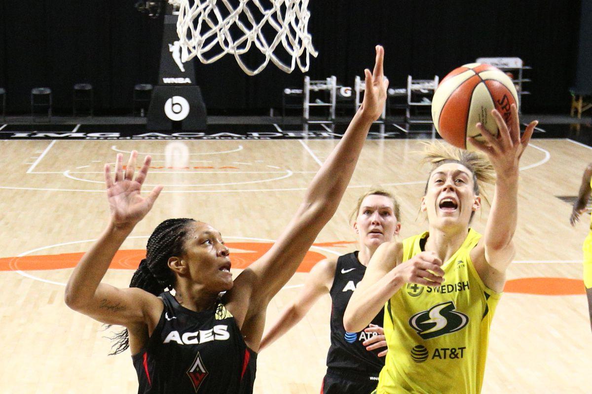 WNBA Finals Odds Aces Storm