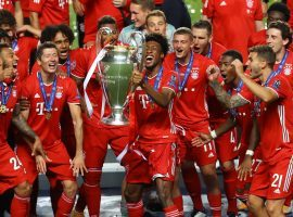 Defending Champions League winner Bayern Munich begins its quest for back-to-back titles on Wednesday vs. Atletico Madrid. (Image: Getty)
