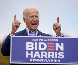 Pennsylvania election odds Trump Biden